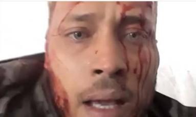 Óscar Pérez, piloto rebelde contrário ao presidente Nicolás Maduro é alvo de operação de captura Foto: Reprodução