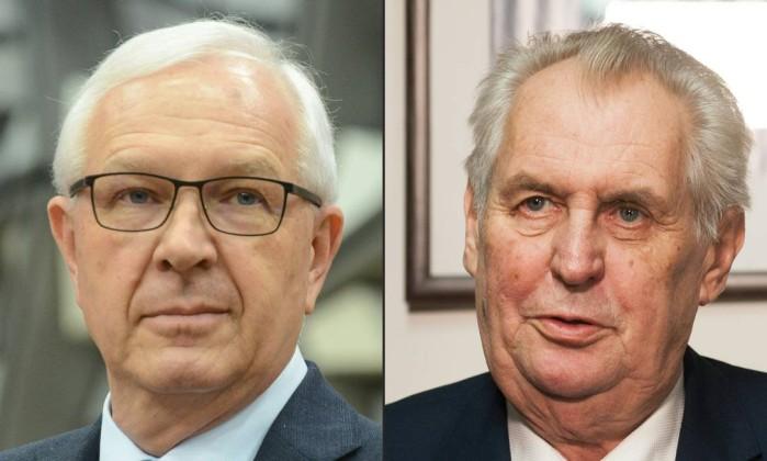 Conservador anti-imigração, Zeman é reeleito na República Tcheca