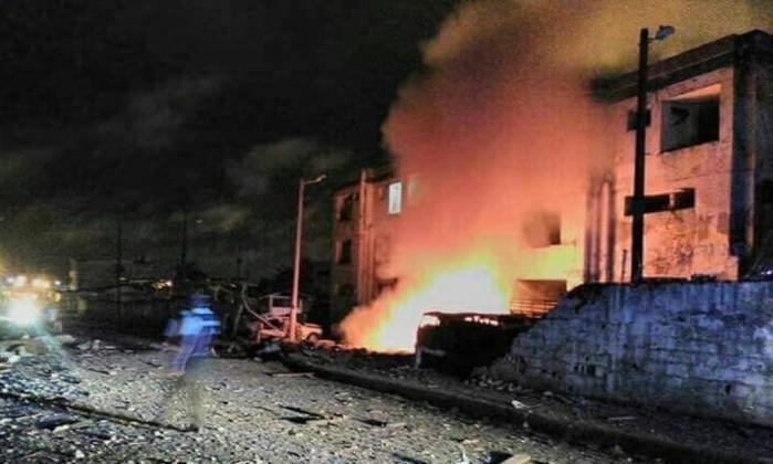 Atentado com carro-bomba no Equador deixa 28 feridos