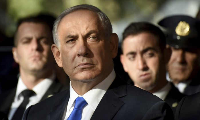 Polícia recomenda que líder de Israel seja acusado por corrupção