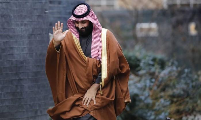 Trump receberá príncipe-herdeiro saudita em 20 de março