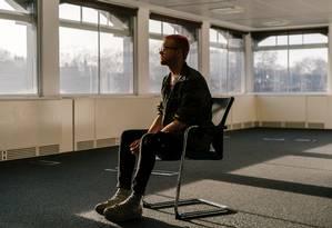 Christopher Wylie expôs como a Cambridge Analytica capturou dados dos usuários do Facebook Foto: Jake Naughton / For The Washington Post