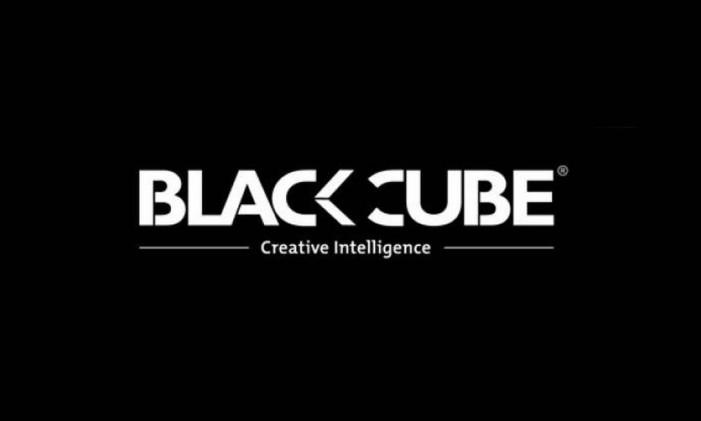 Logo da Black Cube Foto: Reprodução