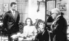 """Cena do filme """"Adivinhe quem vem para jantar"""", de 1967 Foto: Reprodução"""