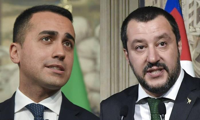 Resultado de imagem para Itália novo governo
