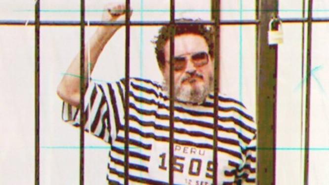 Abimael Guzmán, líder do Sendero Luminoso, condenado a prisão perpétua pela segunda vez Foto: AFP