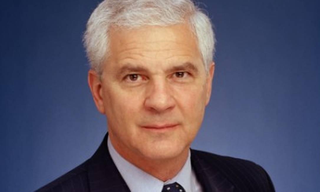 Joseph Cirincione, presidente do Fundo Ploughshares: Tratado INF foi crucial para conter a Guerra Fria Foto: Reprodução