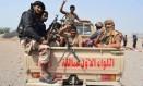 Forças pró-governo avançam em direção ao porto de Hodeida, em batalha pelo controle da cidade no Iêmen Foto: STRINGER / AFP