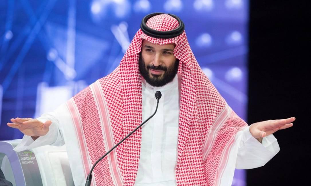 Descoberta de discussões enfraquece versão de que Mohammed bin Salman desconhecia plano para matar o jornalista Jamal Khashoggi Foto: Handout . / REUTERS