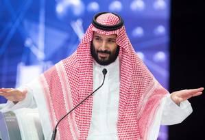 Aliados do príncipe saudita ganharam novos cargos com mudança Foto: REUTERS