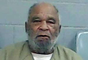 Esta foto sem data mostra Samuel Little, que confessou mais de 90 assassinatos, na prisão no Texas Foto: AFP