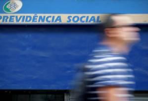 Reforma da Previdência passará pelo crivo de especialistas. Foto: Márcio Alves / Agência O Globo