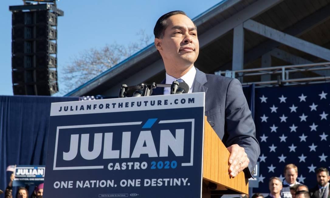 Democrata quer ser primeiro presidente hispânico dos EUA