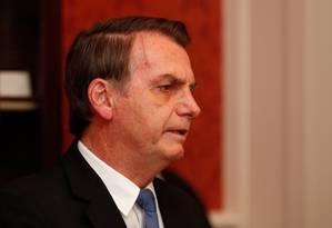Presidente da República Jair Bolsonaro em Washington Foto: Alan Santos/Presidência da República