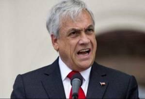 Piñera é anfitrião do encontro para discutir a iniciativa do Prosul, e das visitas de Estado de Iván Duque e do presidente Jair Bolsonaro Foto: AFP