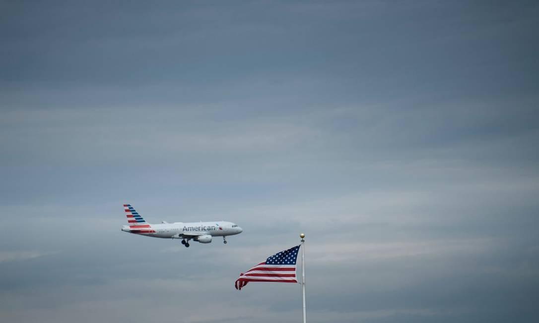 Estados Unidos suspendem todos os voos para a Venezuela