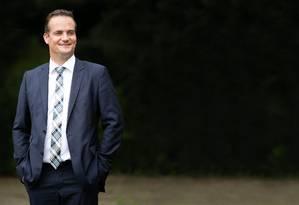 O presidente da região alemã da Bélgica, Oliver Paasch Foto: Reprodução