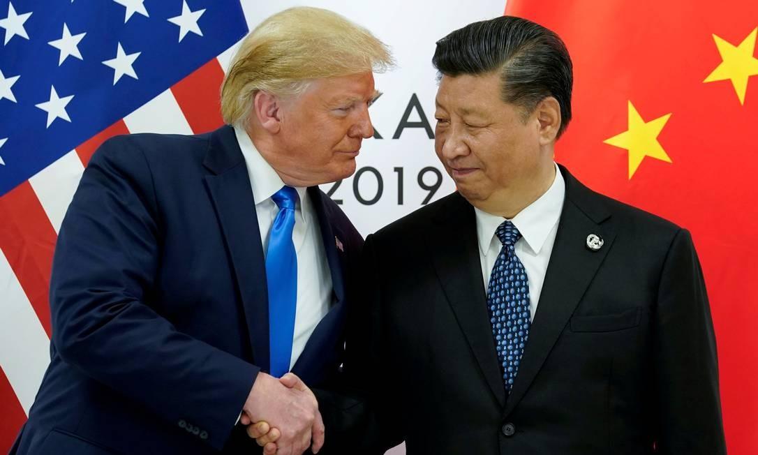 Resultado de imagem para trump e china