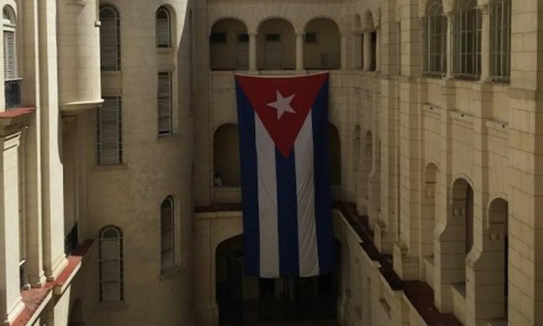Cuba foi procurada por Argentina, Canadá e Peru para ajudar a negociar um acordo com a Venezuela, dizem fontes diplomáticas Foto: Bruno Calixto / Agência O Globo