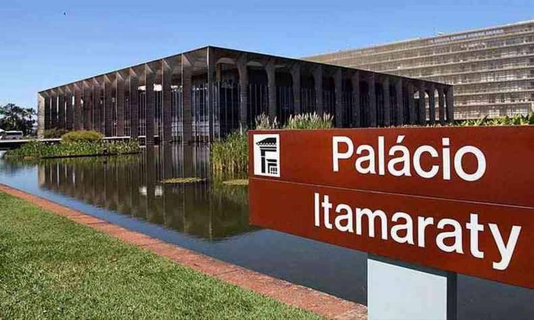 A Fundação Alexandre de Gusmão existe desde 1971 e faz parte do Itamaraty Foto: Reprodução