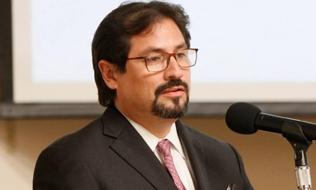 Luis Alberto Rivas Anduray, presidente do Banpro, detido pelo regime de Daniel Ortega Foto: Reprodução