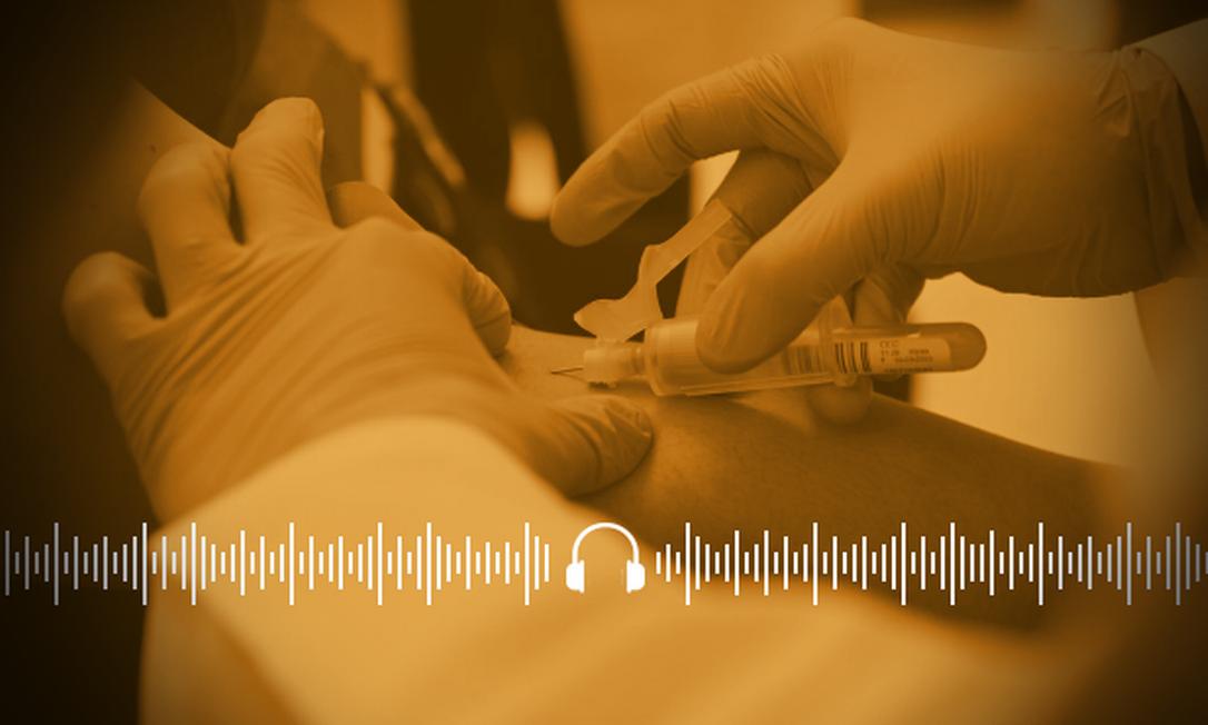 Os testes com a vacina para HIV no Brasil