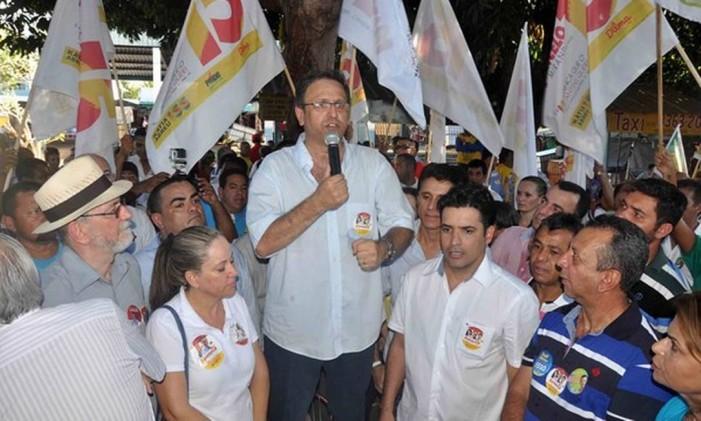 Marcelo Miranda lidera na disputa ao governo do Tocantins Foto: Divulgação