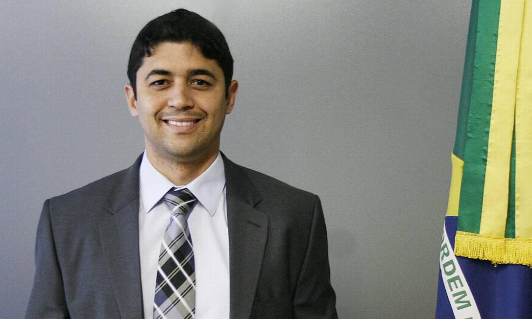 Wagner Rosário, ministro interino de Transparência Foto: Divulgação / Controladoria-Geral da União