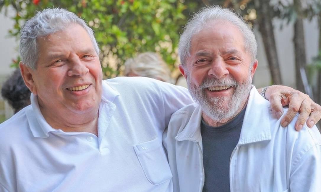 Segundo familiares, Genival teria ficado abalado após prisão do ex-presidente Lula Foto: Ricardo Stuckert / Instituto Lula