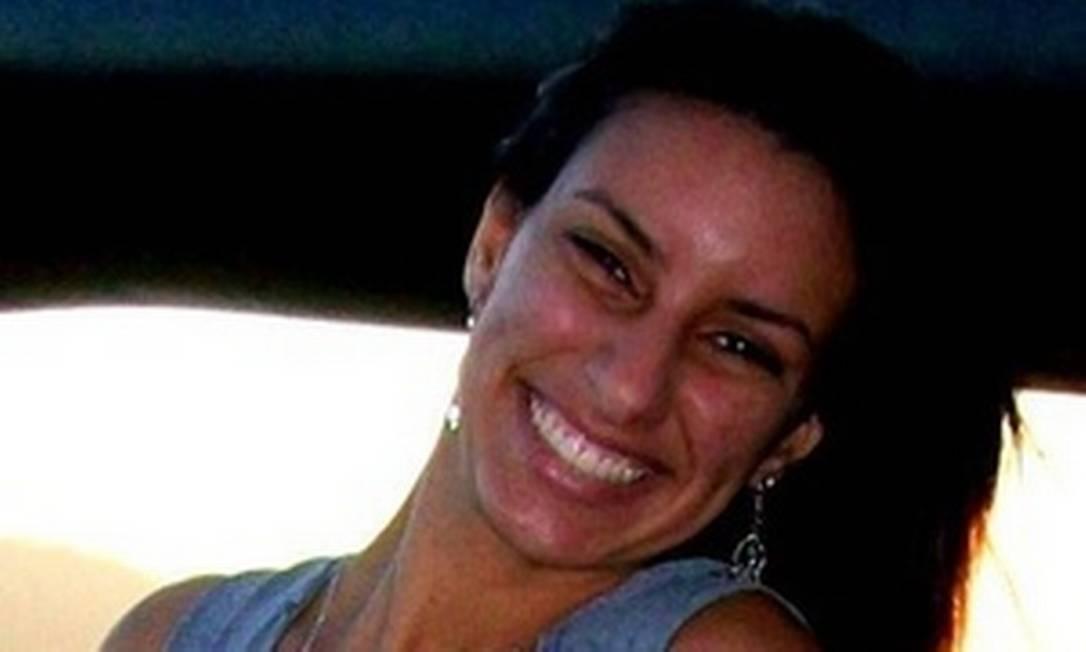 Nathalia Melo de Queiroz, filha de Fabrício Queiroz: ela é ex-secretária parlamentar de Jair e Flávio Bolsonaro Foto: Reprodução