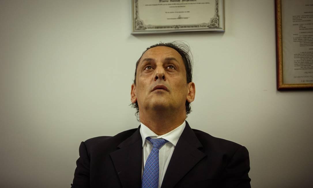 O advogado de Flávio Bolsonaro, Fred Wassef Foto: Daniel Marenco / Agência O Globo