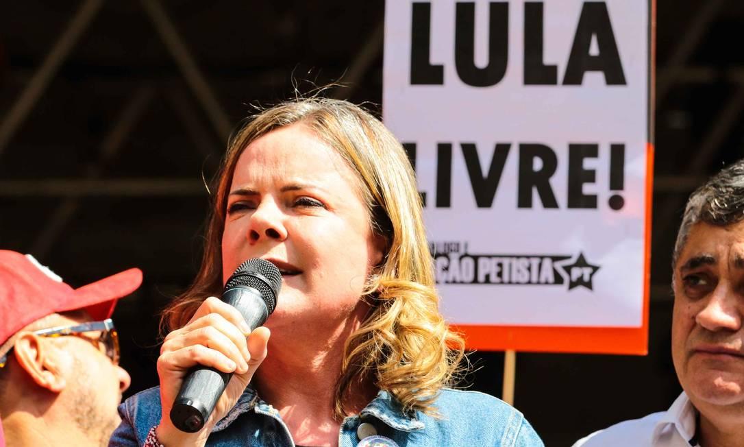 Queiroga diz desconhecer que Gleisi foi dada como 'morta' em cadastro do SUS Foto: Agência O Globo