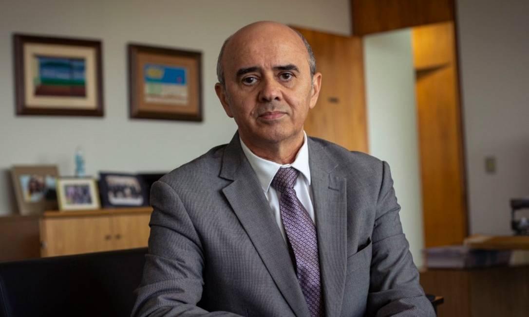 O vice-procurador-geral da República, Luciano Mariz Maia Foto: Daniel Marenco / Agência O Globo