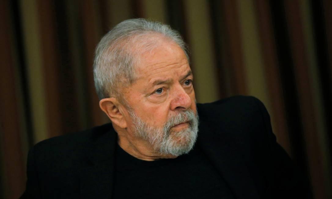 Ex-presidente Luiz Inácio Lula da Silva Foto: ADRIANO MACHADO / REUTERS
