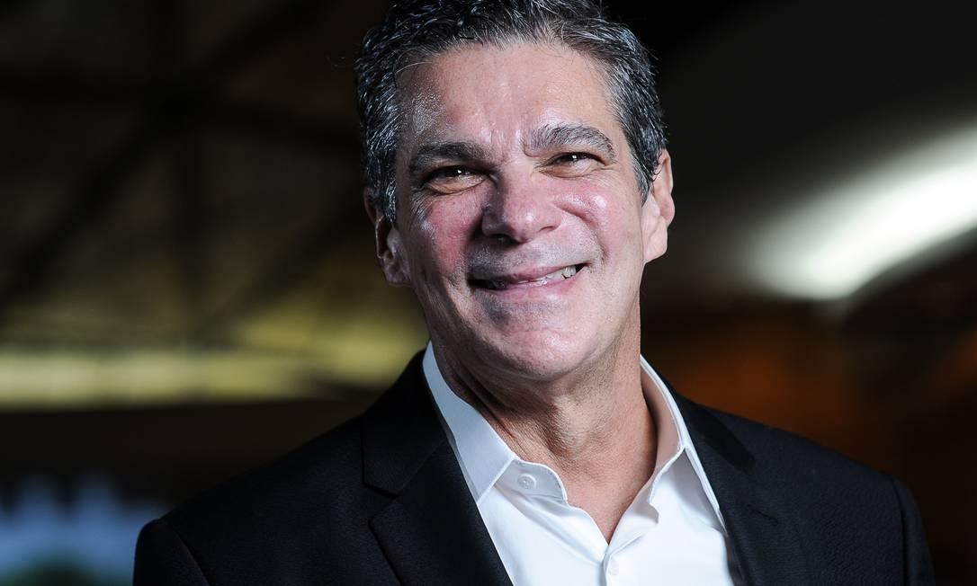 Edgard Corona, presidente da Academia Smart Fit Foto: Claudio Belli/Valor / Agência O Globo