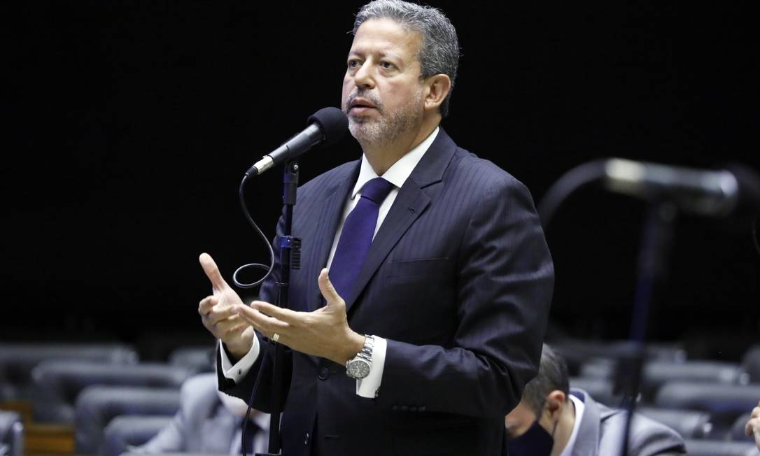 Deputado federal Arthur Lira (PP - AL) Foto: Maryanna Oliveira/Câmara dos De / Agência O Globo