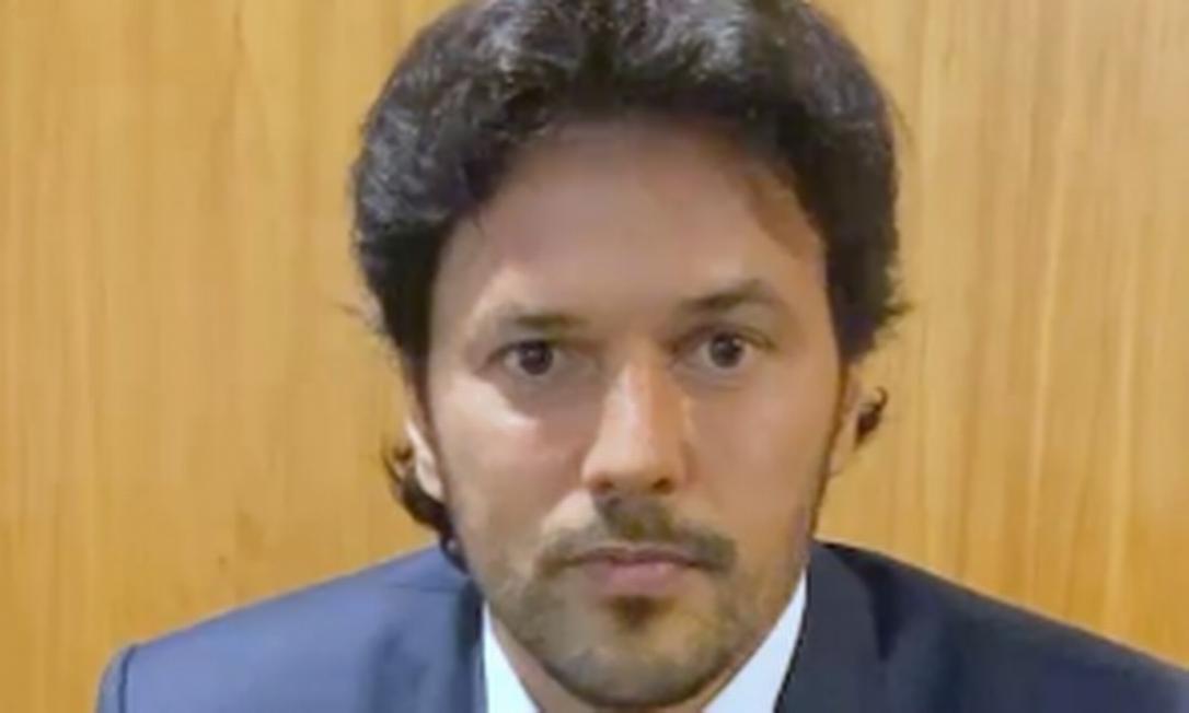 Fábio Faria, ministro das Comunicações. Foto: Instagram