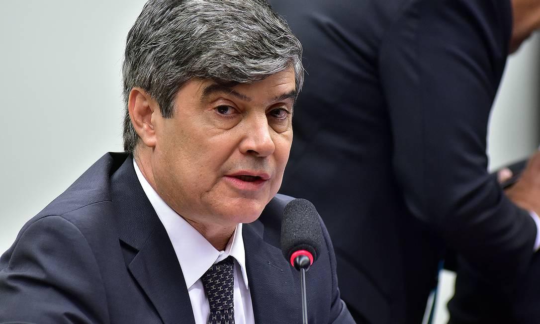 Deputado Wellington Roberto (PR-PB): mulher foi indicada a cargo na Funasa Foto: Zeca Ribeiro / Agência O Globo