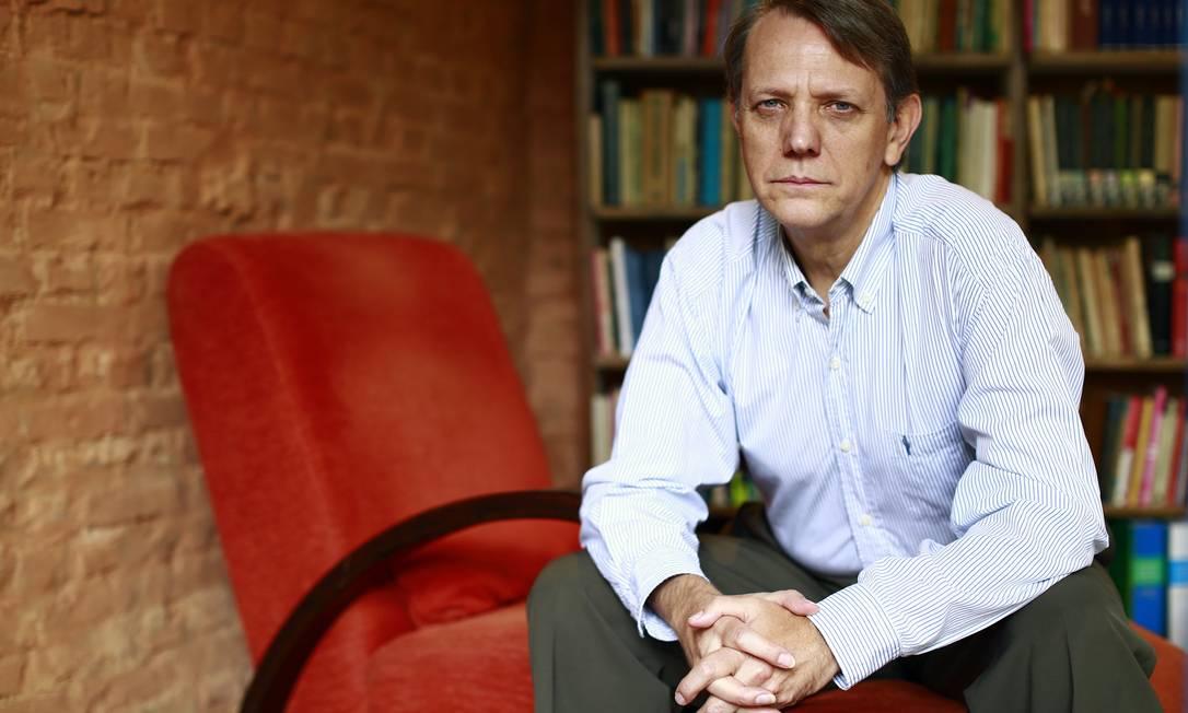 André Singer , professor da USP Foto: Edilson Dantas / Agência O Globo