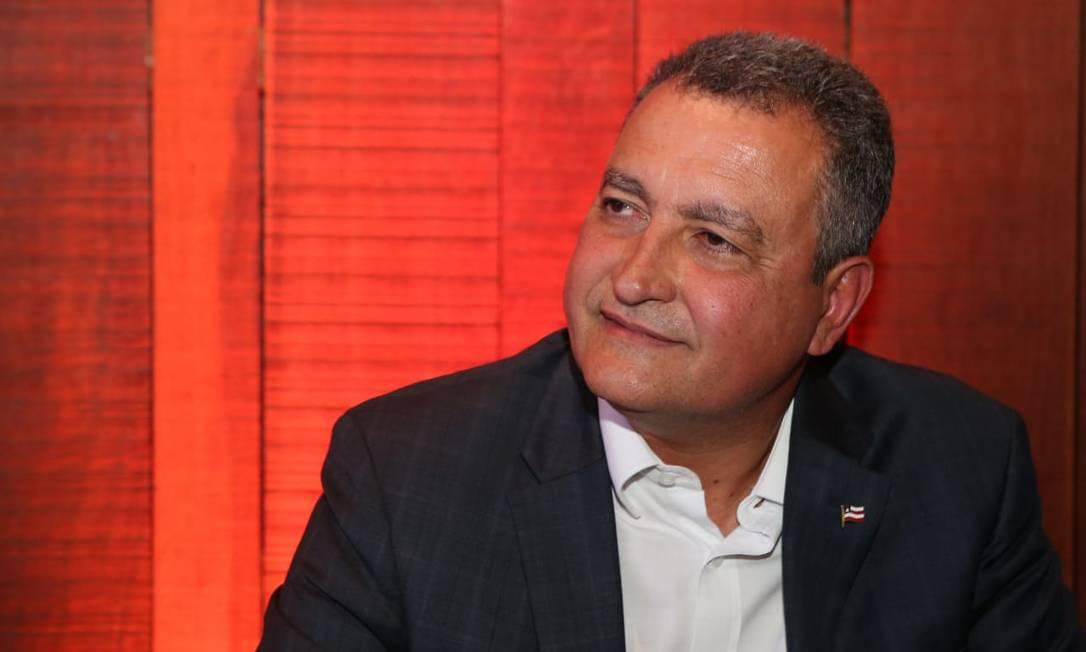 Governador Rui Costa Foto: Mateus Pereira/GOVBA