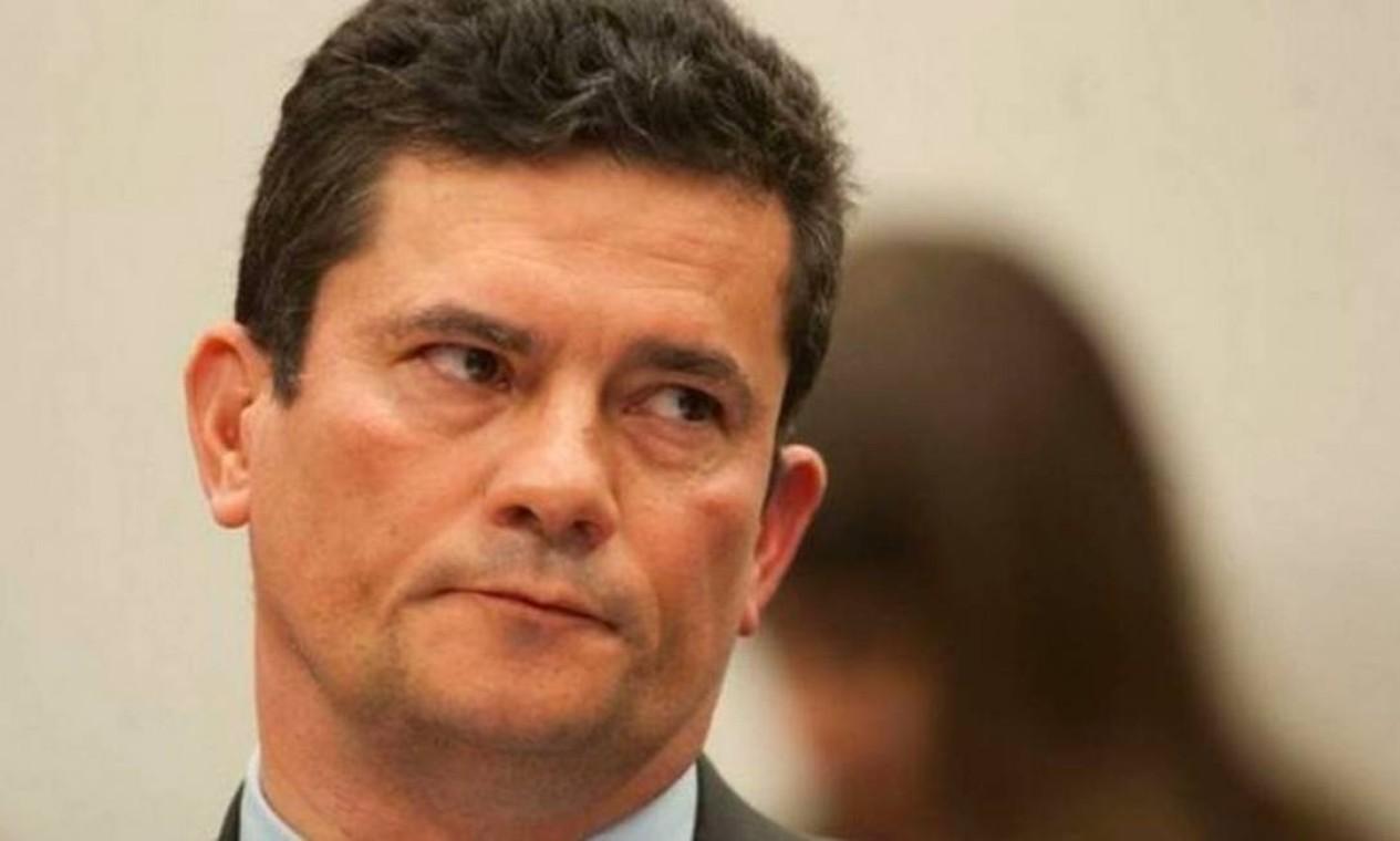Desde que saiu do governo brigado com o presidente, o nome do ex-juiz Sergio Moro é cotado para 2022 Foto: Fabio Pozzebom / Agência Brasil