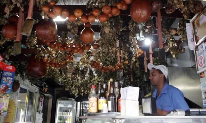 Adega da Velha, em Botafogo Foto: Thiago Lontra / Agência O Globo
