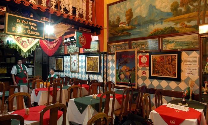 Adega Flor de Coimbra Foto: Adriana Lorete / Agência O Globo