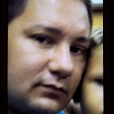 Alexandre foi morto após ser atingido por uma bala perdida Foto: Fernando Quevedo / Agência O Globo