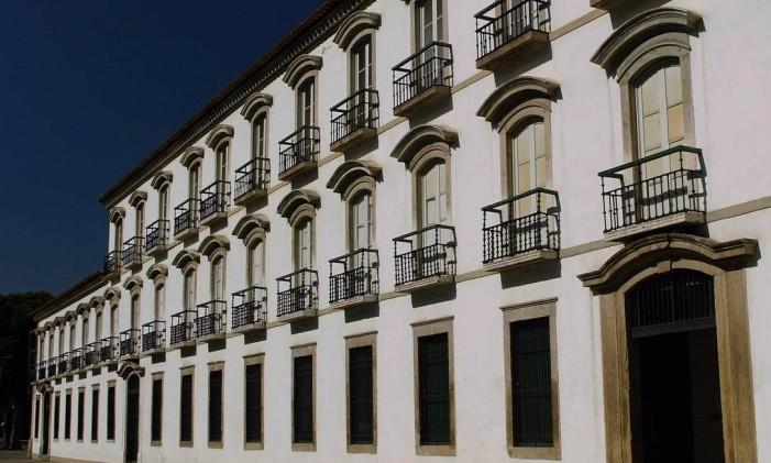 Construções remanescentes do período colonial Foto: Simone Marinho / Agência O Globo