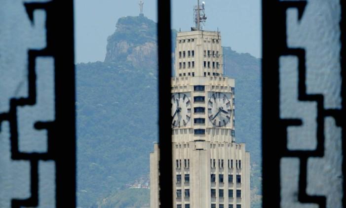 A Central do Brasil visto de um outro ângulo Foto: Berg Silva / Divulgação