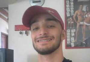 Jovem morreu após ser agredido em vassouras Foto: Reprodução de Internet