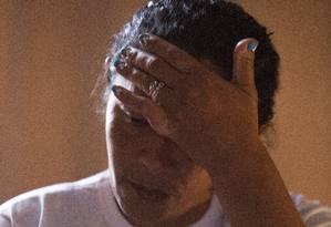 Mãe de menino morto no Alemão quer reabertura das investigações Foto: ANTONIO SCORZA / Agência O Globo