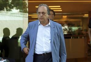 Governador do Rio, Luiz Fernando Pezão Foto: Cezar Loureiro / Agência O Globo