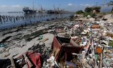 Deputados temem que proposta do governo estadual tire recursos de programas de saneamento Foto: Custódio Coimbra / Agência O Globo